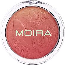 Düfte, Parfümerie und Kosmetik Gesichtsrouge - Moira Signature Ombre Blush