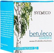 Düfte, Parfümerie und Kosmetik Haarpflege mit Birkenrindenextrakt zur Beschleunigung der Hautregeneration - Sylveco Betuleco