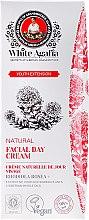 Düfte, Parfümerie und Kosmetik Natürliche Tagescreme 35+ - Rezepte der Oma Agafja White Agafia
