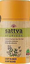 Düfte, Parfümerie und Kosmetik Haarfarbe - Sattva Ayuvrveda