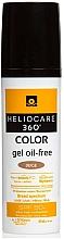 Düfte, Parfümerie und Kosmetik Getöntes Sonnenschutzgel SPF 50 - Cantabria Labs Heliocare 360 Gel Oil Free Color