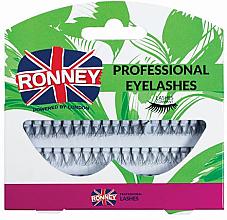 Düfte, Parfümerie und Kosmetik Wimpernbüschel-Set - Ronney Professional Eyelashes 00031