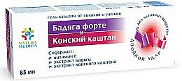 Düfte, Parfümerie und Kosmetik Körpergel-Balsam gegen Prellungen - Natura Medica