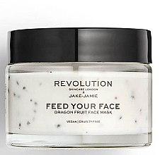 Düfte, Parfümerie und Kosmetik Gesichtsmaske mit Drachenfrucht - Revolution Skincare Dragon Fruit Mask