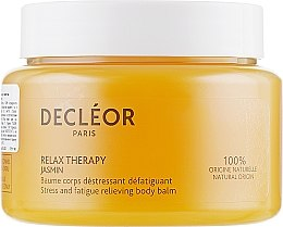 Düfte, Parfümerie und Kosmetik Entspannender Körperbalsam mit Jasmin-Extrakt - Decleor Relax Therapy Jasmin Stress And Fatigue Relieving Body Balm
