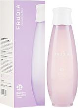 Düfte, Parfümerie und Kosmetik Feuchtigkeitsspendender Toner für Gesicht mit Blaubeerextrakt - Frudia Blueberry Hydrating Toner