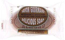 "Düfte, Parfümerie und Kosmetik Seife ""Mandeln"" - L'Occitane Almond Delicious Soap"