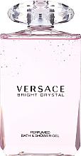 Düfte, Parfümerie und Kosmetik Versace Bright Crystal - Duschgel