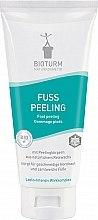 Düfte, Parfümerie und Kosmetik Fußpeeling mit Peelingkörpern aus natürlichem Reiswachs für geschmeidige Hornhaut und seidenweiche Füße - Bioturm Foot Scrub Nr.82