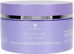 Düfte, Parfümerie und Kosmetik Anti-Aging Haarmaske mit Kaviar - Alterna Caviar Anti-Aging Restructuring Bond Repair Masque