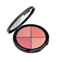 Düfte, Parfümerie und Kosmetik Rouge-Palette - Aden Cosmetics Blusher Palette