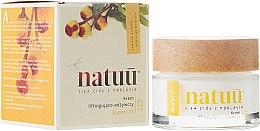 Düfte, Parfümerie und Kosmetik Nährende Liftingcreme für das Gesicht mit Acmella-Extrakt - Natuu SuperLift Face Cream