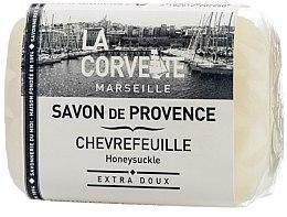 Düfte, Parfümerie und Kosmetik Naturseife Honeysuckle - La Corvette Provence Soap Honeysuckle