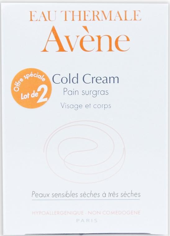 Ultra reichhaltige Seife für Körper und Gesicht mit Cold Cream - Avene Peaux Seches Cold Cream Soap — Bild N4