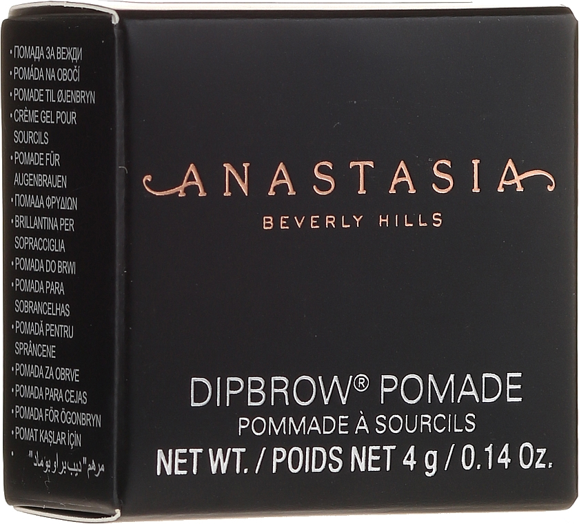 Augenbrauenpomade - Anastasia Beverly Hills Dipbrow Pomade