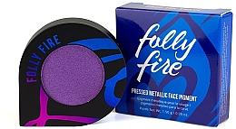 Düfte, Parfümerie und Kosmetik Folly Fire Drop The Shade - Hochpigmentierter Lidschatten