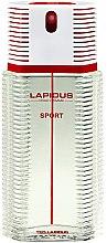 Düfte, Parfümerie und Kosmetik Ted Lapidus Lapidus Pour Homme Sport - Eau de Toilette