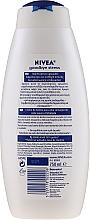 Pflegendes Duschgel mit Lavendelhonig-Duft - Nivea Goodbye Stress Body Wash — Bild N2
