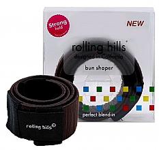 Düfte, Parfümerie und Kosmetik Scrunchie Bun Shaper braun - Rolling Hills Bun Shaper Brown