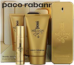 Düfte, Parfümerie und Kosmetik Paco Rabanne 1 Million - Duftset (Eau de Toilette 100ml + Duschgel 75ml + Eau de Toilette 10ml)