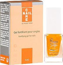 Düfte, Parfümerie und Kosmetik Stärkendes Nagelgel für brüchige Nägel - Peggy Sage Fortifying Gel For Nails