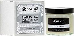 Düfte, Parfümerie und Kosmetik Soja-Duftkerze Chocolate - Eco Life Candles