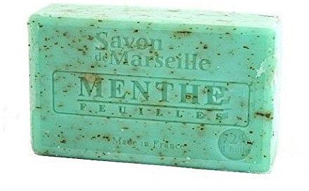 Naturseife mit Minze - Le Chatelard 1802 Menthe Soap