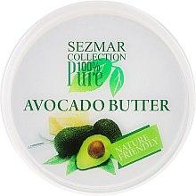 Düfte, Parfümerie und Kosmetik 100% natürliche Avocadobutter für Körper und Gesicht - Sezmar Collection