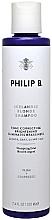 Düfte, Parfümerie und Kosmetik Aufhellendes Shampoo für blondes und graues Haar - Philip B Icelandic Blonde Shampoo