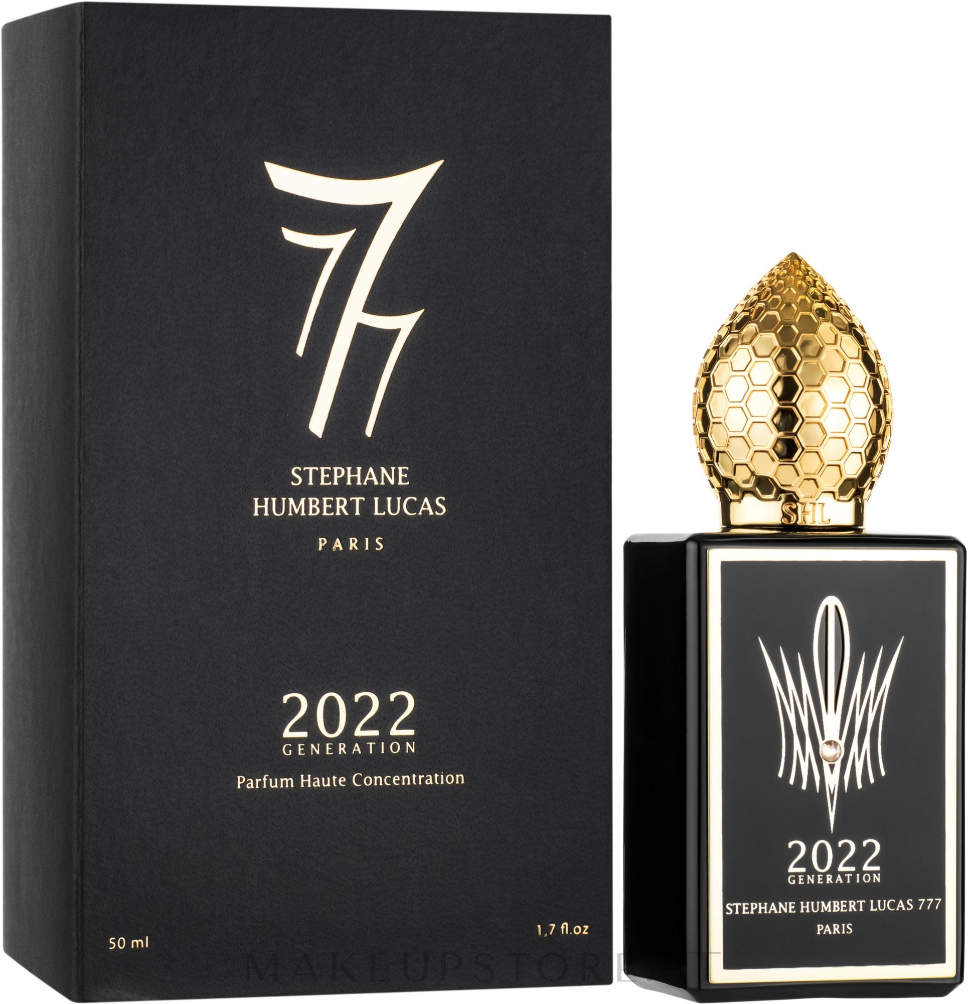 Stephane Humbert Lucas 777 2022 Generation Homme - Eau de Parfum — Bild 50 ml