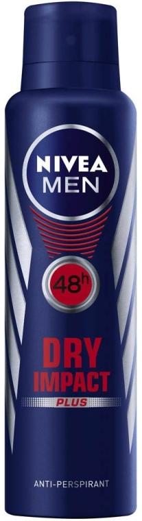 Deospray Antitranspirant - Nivea for Men Deospray Dry Impact Plus — Bild N1