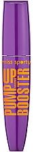 Düfte, Parfümerie und Kosmetik Wimperntusche - Miss Sporty Booster Pump Up Mascara