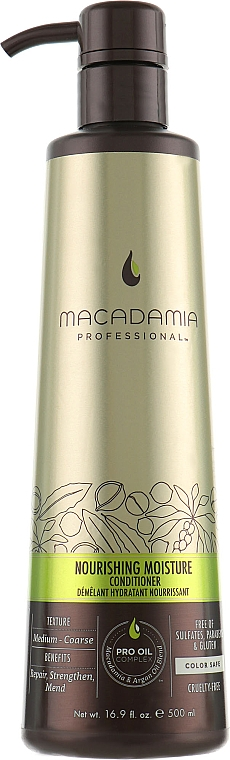 Feuchtigkeitsspendender Haarbalsam - Macadamia Natural Oil Nourishing Moisture Conditioner