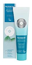 Düfte, Parfümerie und Kosmetik Multifunktionale Zahnpasta mit natürlichem Basilikumextrakt und Pfefferminzöl - Green Feel's