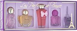 Düfte, Parfümerie und Kosmetik Charrier Parfums Parfums De France - Duftset (Eau de Parfum 5.2ml + Eau de Parfum 5.2ml + Eau de Parfum 5.2ml + Eau de Parfum 8ml + Eau de Parfum 4.9ml)