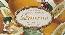 Düfte, Parfümerie und Kosmetik Zitronen Seife - Saponificio Artigianale Fiorentino Lemon