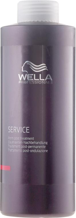 Haarbehandlung nach der Dauerwelle - Wella Professionals Service Perm Post Treatment — Bild N1