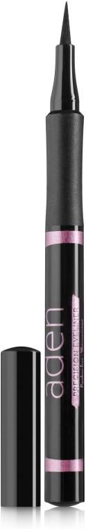 Marker-Eyeliner - Aden Cosmetics Precision Eyeliner