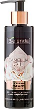 Düfte, Parfümerie und Kosmetik Bielenda Camellia Oil Luxurious Make-up Removing Milk - Make-up Reinigungsmilch