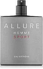 Düfte, Parfümerie und Kosmetik Chanel Allure Homme Sport Eau Extreme - Eau de Parfum (Tester ohne Deckel)