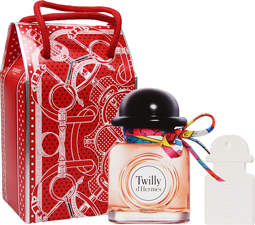 Hermes Twilly D'Hermes - Duftset (Eau de Parfum 50ml + ceramic to perfume)