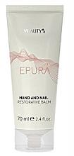 Düfte, Parfümerie und Kosmetik Regenerierender Hand- und Nagelbalsam - Vitality's Epura Hand and Nail Restorative Balm
