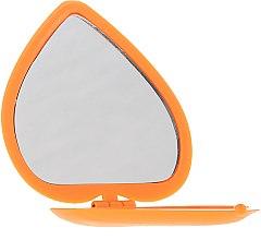 Düfte, Parfümerie und Kosmetik Kosmetischer Taschenspiegel Herz 85550 gelb - Top Choice Colours Mirror