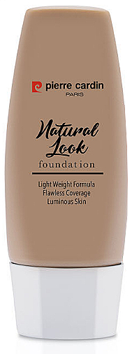 Foundation - Pierre Cardin Natural Look Natural Looking Foundation