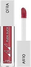 Düfte, Parfümerie und Kosmetik Lipgloss - Ofra Flexi Slick Hybrid Lipstick