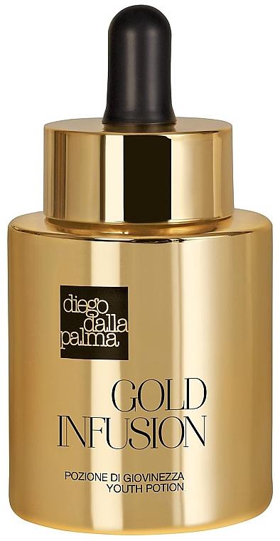 Verjüngendes Gesichtsserum mit reinem Gold - Diego Dalla Palma Gold Infusion