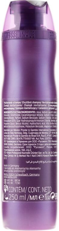 Keratin Shampoo gegen Haarausfall - Wella Refresh Revitalizing Shampoo — Bild N2