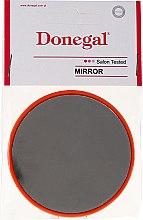 Düfte, Parfümerie und Kosmetik Kosmetischer Taschenspiegel 9511 rund 7 cm orange - Donegal