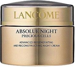 Düfte, Parfümerie und Kosmetik Nachtcreme - Lancome Absolue Precious Cells Advanced Regenerating and Reconstructing Night Cream