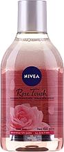 Düfte, Parfümerie und Kosmetik Ölhaltiges Mizellen Rosenwasser für Gesicht, Augen und Lippen - Nivea MicellAIR Skin Breathe Micellar Rose Water With Oil